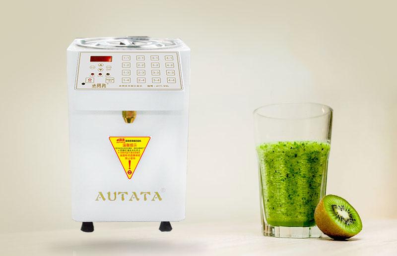 果糖机ATT-99L操作视频-温度设定